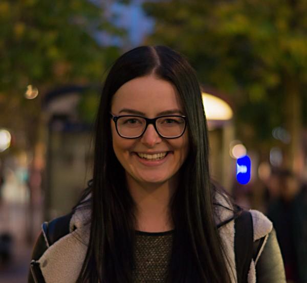 Stephanie Katie Hunter