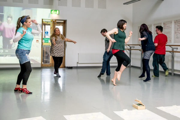 The Work Room Residency 2015 'Mrs. Beeton's Guide to Household Management' Credit: Brian Hartley