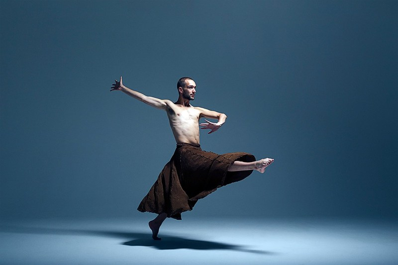 Lewis Normand Credit: Photo - Erik de Roji / Dancer - Lewis Normand