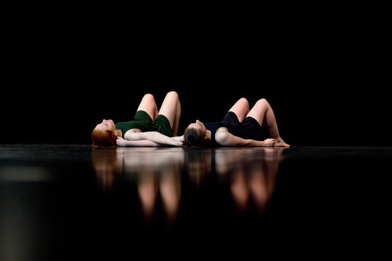 Passing Flight Credit: Photo - Sara Teresa / Dancers - Lucy Ireland & Katie Miller