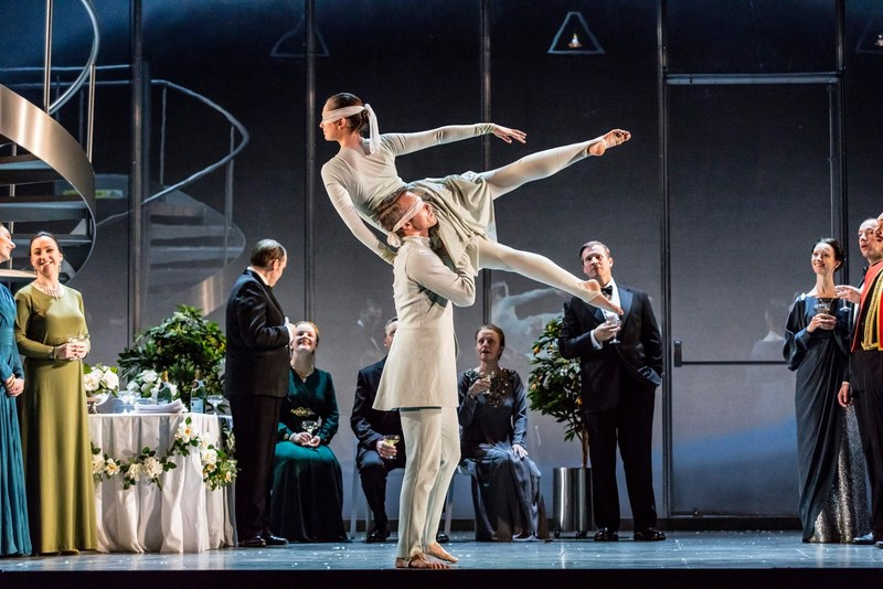 Scottish Opera's 'Ariodante' / Choreographed by Kally Lloyd-Jones