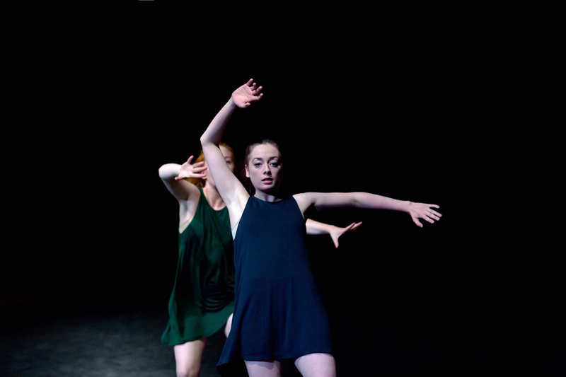 'Passing Flight' / Choreographed by Lewis Normand