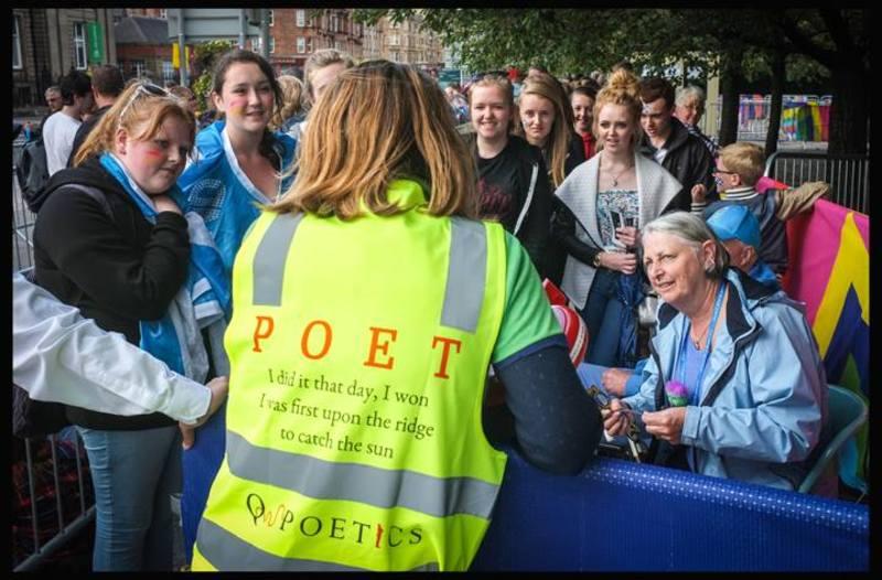 Q-Poetics Credit: Stewart Ennis