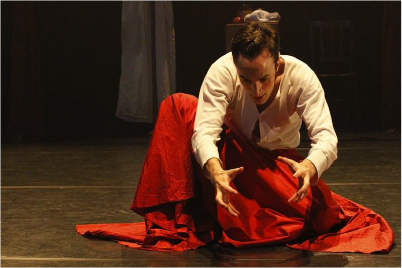 Lady Macbeth: Unsex Me Here Credit: Susan Hay