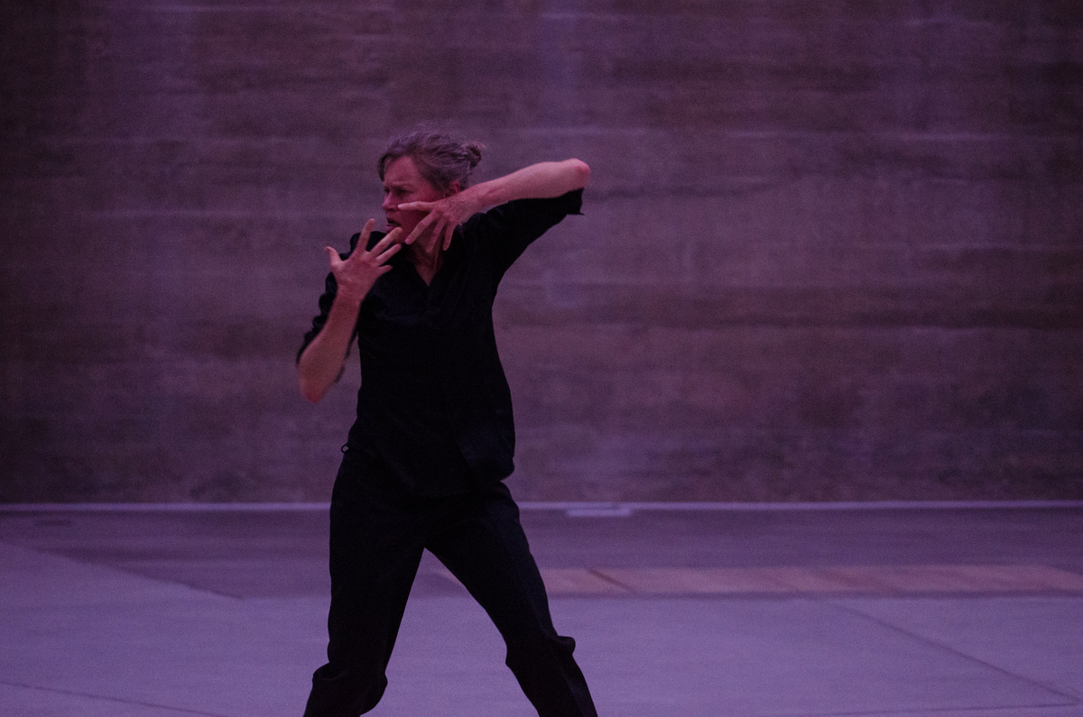 Collective Endeavours & Rosalind Crisp present an evening of improvised music and dance