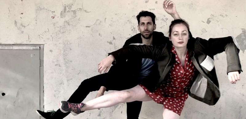 Lucy Ireland & Jim Manganello
