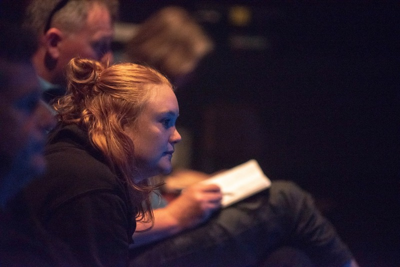 Rehearsal Director for plan B's Double Bill, Tantulus and A Pair of Genes. Credit: Photo by: Marc Marnie