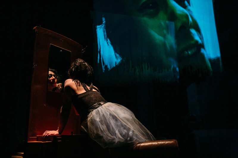 Magic Theatre - [scenes from the unconscious] Credit: Jassy Earl