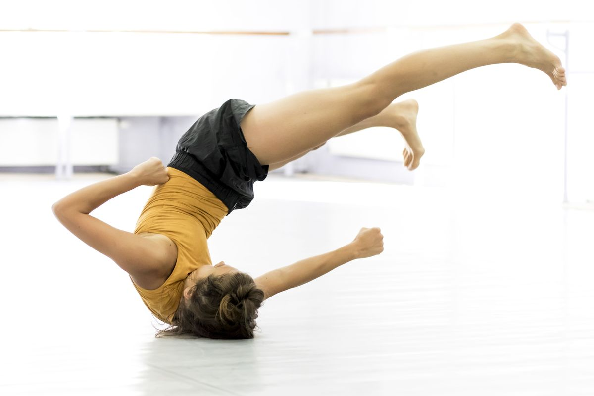 Gaga/dancers with Gosia Mielech