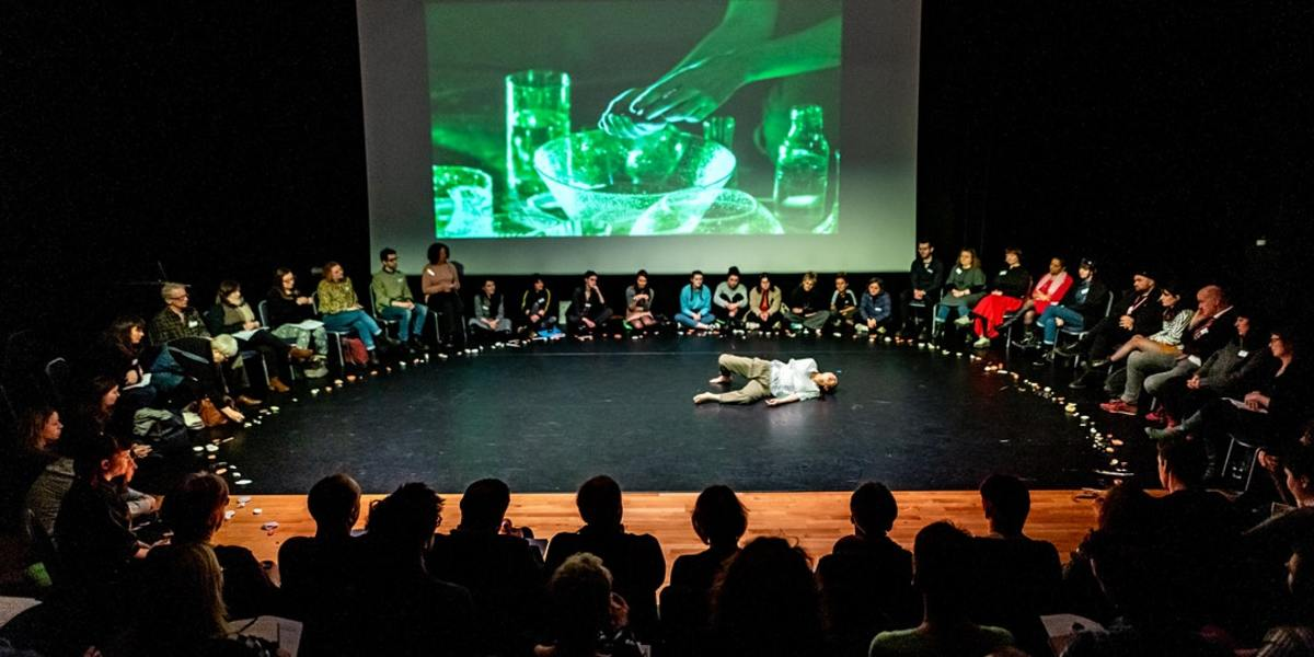 FST / TWR Dance Forum: Recovery & Re-imagining