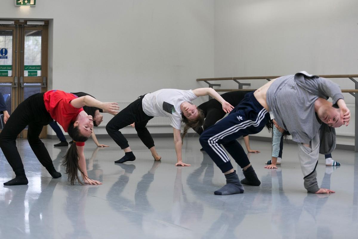 Kirsten Walker, Hayley Earlam & Lewis Landini in Pro Class