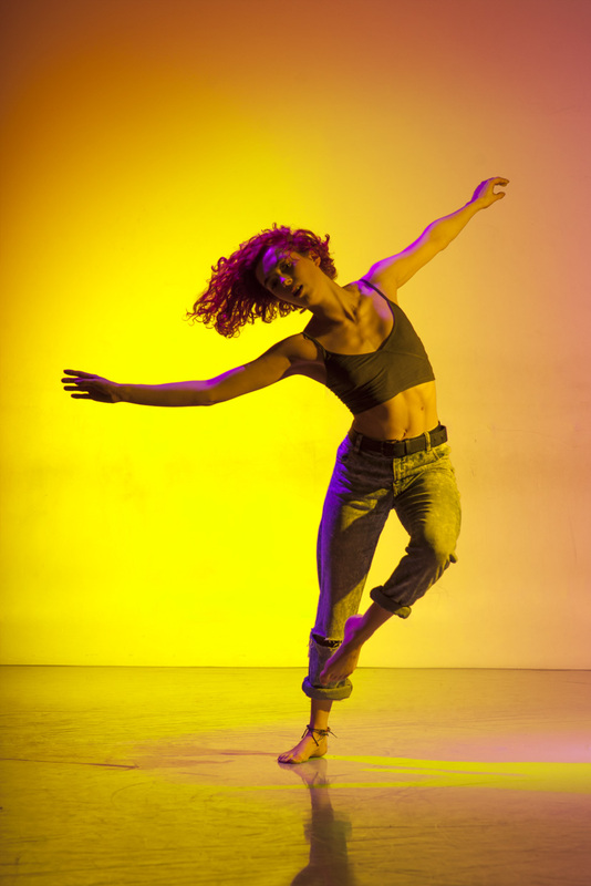 Dance shot Credit: Chris Nash