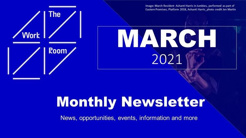 TWR Newsletter March 2021